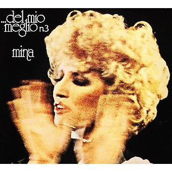 Mina - Del Mio Meglio nr 3 [CD] USA import