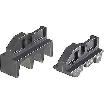 Crimp inset Twin ferrules 6 up to 16 mm²