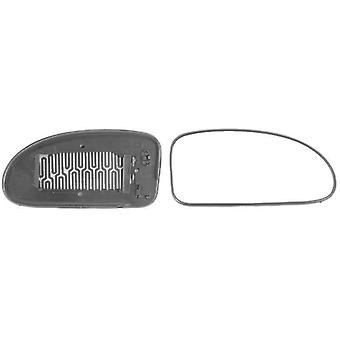 Right Mirror Glass (Heated) & Holder for FORD FOCUS 1998-2004