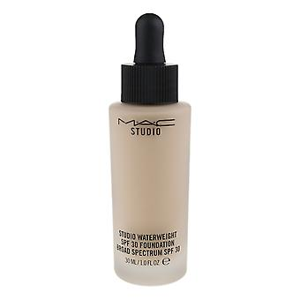 MAC Studio Waterweight SPF 30 Foundation 'NW13' 1,0 Oz/30 ml nuovo In scatola