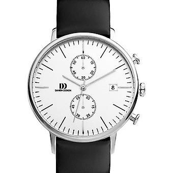 Danish design mens watch chronograph IQ12Q975 / 3314400