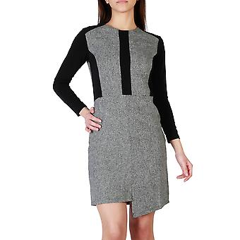 Fruscio Women Dresses Grey