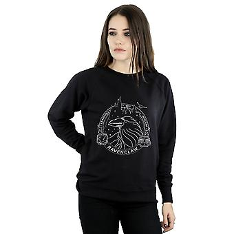 Harry Potter Frauen Ravenclaw Dichtung Sweatshirt