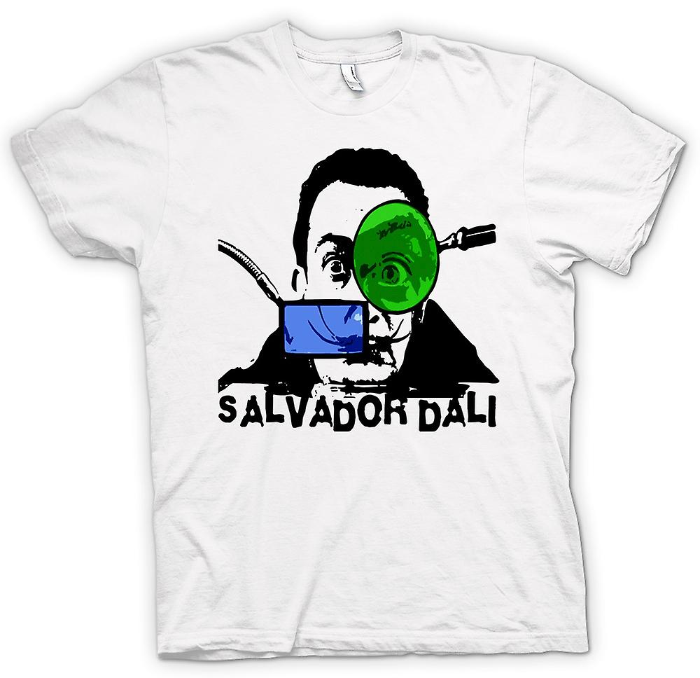 Mens t-shirt - Salvador Dali - artista - surreale