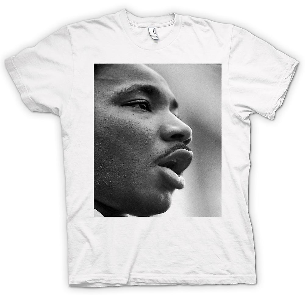 Womens T-shirt - Martin Luther King - pictogram