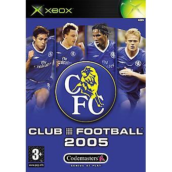 Club fotboll Chelsea 2005 (Xbox)