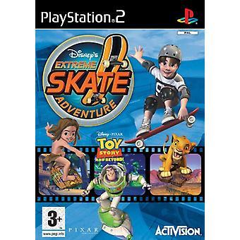 Disneys Extreme Skate avontuur (PS2)