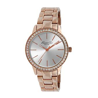Kenneth Cole New York women's wrist watch analog quartz stainless steel 10019994