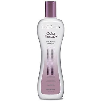 BioSilk colore Cool Blonde Shampoo 355ml