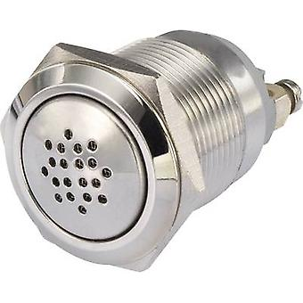 TRU onderdelen 1231435 Alarm geluidsemissie gezonder: 85 dB spanning: 12 V Interval gezonder 1 PC('s)