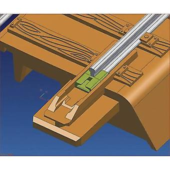 H0 Roco GeoLine (incl. track bed) 61192 Track connector, Insulated