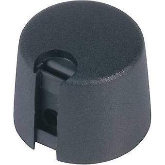 OKW A1031069 Control knob Black (Ø x H) 31 mm x 16 mm 1 pc(s)