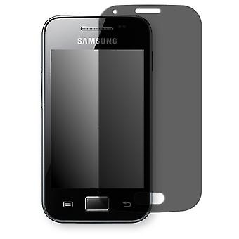 Samsung Galaxy ACE style screen protector - Golebo view protective film protective film