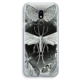 Samsung Galaxy J3 (2017) Transparent Case (Soft) - Haeckel Tineida
