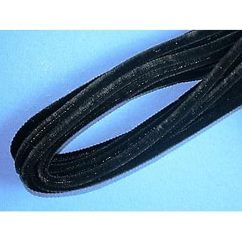 10 Black Extra Long & Thick Spider Legs Craft Pipe Cleaners | Chenille Stems