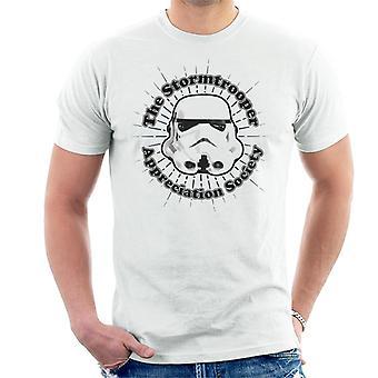Original Stormtrooper uppskattning samhället mäns T-Shirt