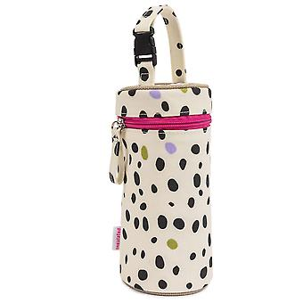 Pink Lining Bottle Holder