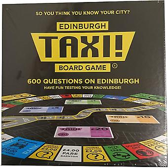 Taxi Board Game Edinburgh