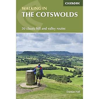 Walking in the Cotswolds (2nd Revised edition) by Damian Hall - 97818
