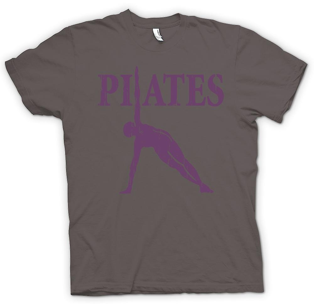 Womens T-shirt - Pilates - Core fitnesstraining