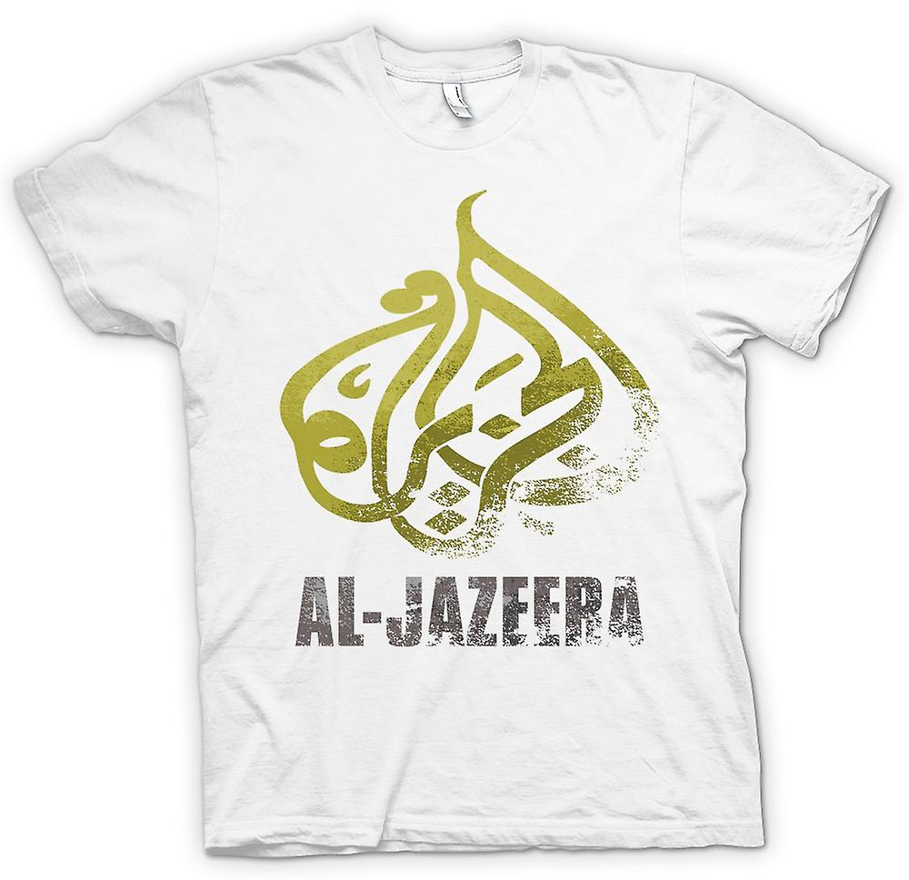 Womens T-shirt - Al Jazeera - Alternative Real News
