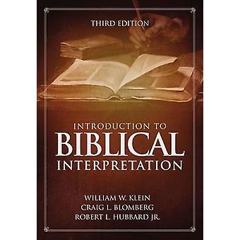 Wprowadzenie do biblijnej interpretacji przez William W. Klein - Craig L