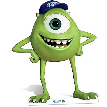 Mike Wazowski Lifesize papp åpning / Standee - monstre University