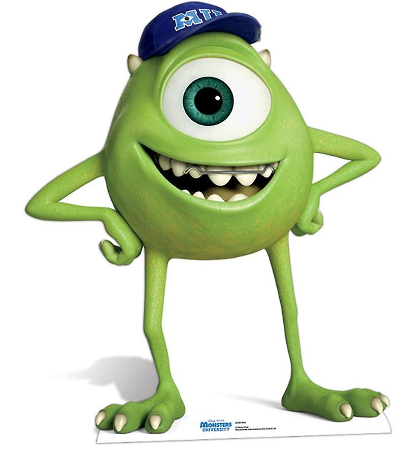 Mike Wazowski Lifesize Cardboard Cutout / Standee - Monsters University