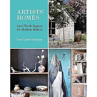 Artists' Homes: Live/Work Spaces for Modern Makers