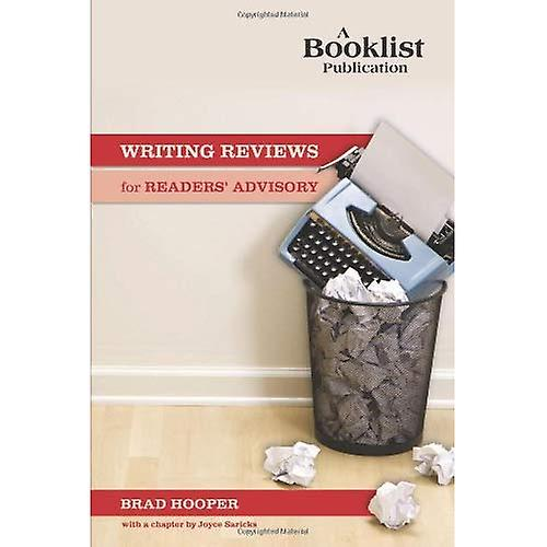 Writing Reviews For Readers& 039; Advisory