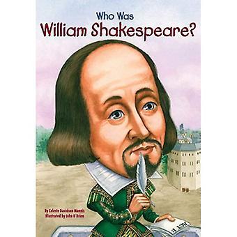 Der var William Shakespeare?