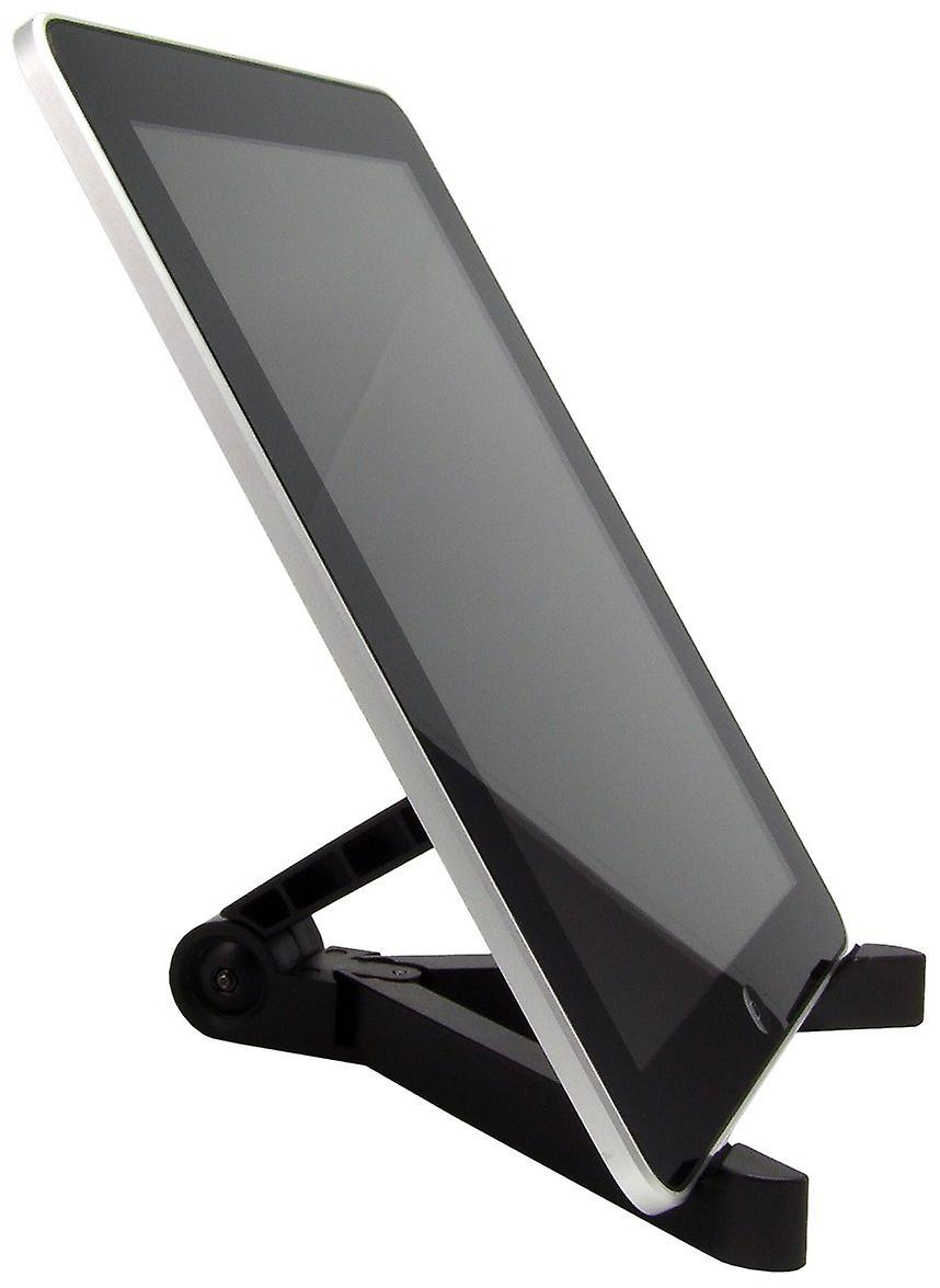 Portable Fold-Up Stand for Apple IPad Galaxy Tab Playbook Xoom Toshiba Acer Nook and Other Tablets