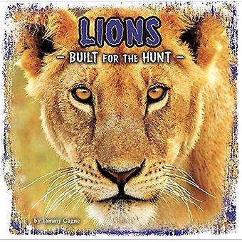 Lions: Built for the Hunt (First Facts: Predator Profiles)