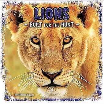 Leeuwen: Gebouwd voor de jacht (eerste feiten: Predator profielen)