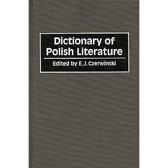 Ordbok av polsk litteratur av Czerwinski & E. J.