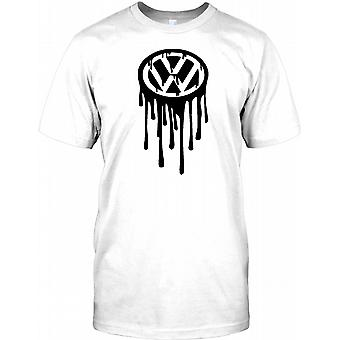 VW Melt - Volkswagen Inpsired Mens T Shirt