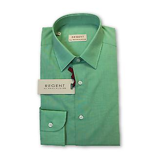 Regent door Pancaldi & B shirt in groen