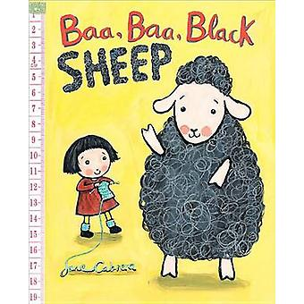 Baa - Baa - Black Sheep by Jane Cabrera - 9780823436835 Book