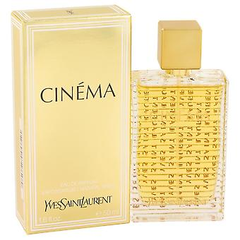 Cinema by Yves Saint Laurent Eau De Parfum Spray 1.6 oz / 50 ml (Women)