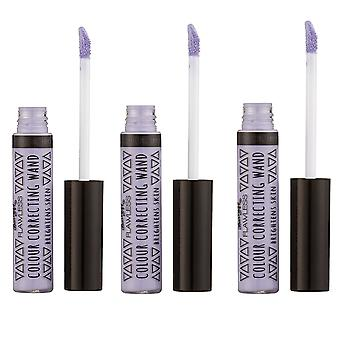 Barry M 3 X Barry M Colour Correcting Wands - Purple