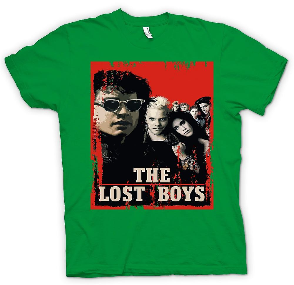 Herr T-shirt - Lost Boys - film inspirerad