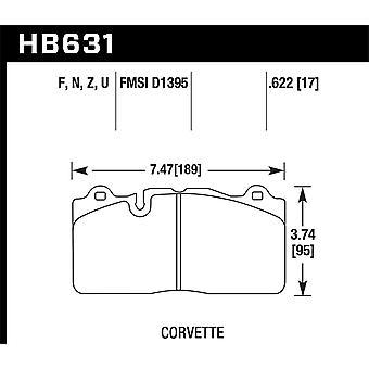 Hawk Performance HB631U.622 DTC-70