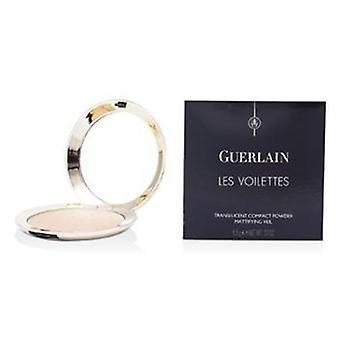Guerlain Les Voilettes gennemskinnelige kompakte pulver - # 4 Dore - 6.5g/0.22oz