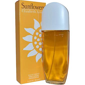 Elizabeth Arden girasoles Eau de Toilette Spray 100ml