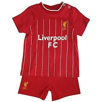 Liverpool Shirt & Short Set 3/6 mths PS