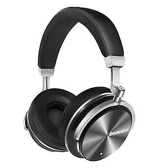 Bluedio t4 wireless headphones black