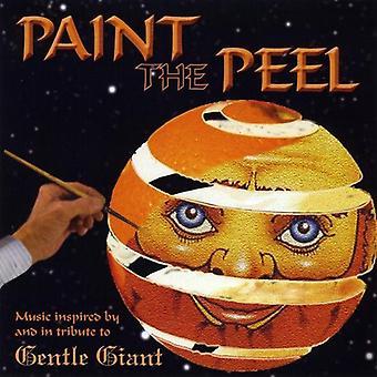 Male skallet - maling Peel [DVD] USA importere