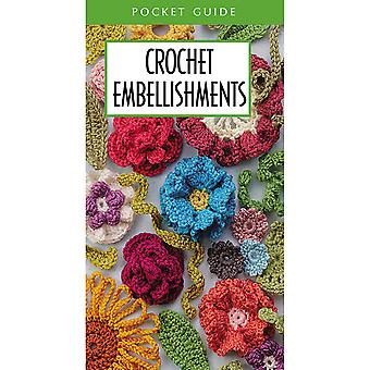Leisure Arts-Crochet Embellishments Pocket Guide LA-56035