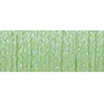 Kreinik Very Fine Metallic Braid #4 11 Meters 12 Yards Fluorescent Lime Vf 053F