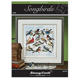 Stoney Creek Chart Packs Songbirds Scc C033